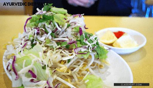ayurvedic diet vata