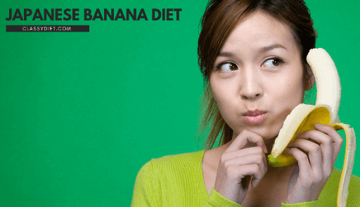 japanese banana diet