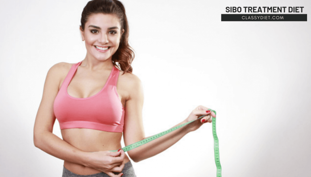 sibo treatment diet