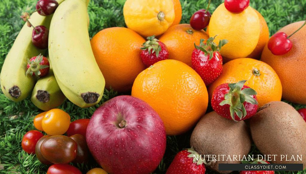 nutritarian diet plan
