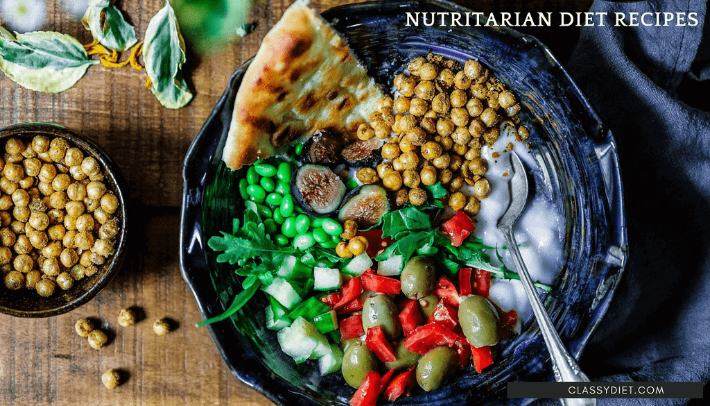 nutritarian diet recipes