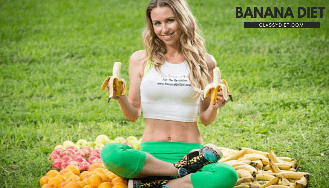 Going bananas with the miracle banana diet
